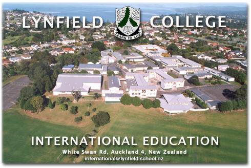 intindx Du học New Zealand: Trường Lynfield College