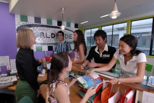 worldwide school of english auckland 5 Du học New Zealand: Trường Anh ngữ Worldwide